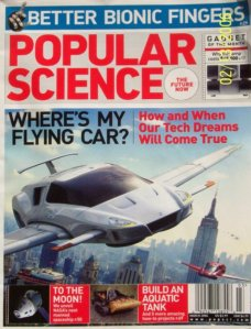 Better Bionic Fingers! Where's My Flying Car? How and When Our Tech Dreams Will Come True