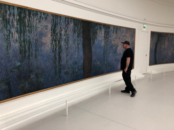 Aaron Monet Waterlilies May 2018